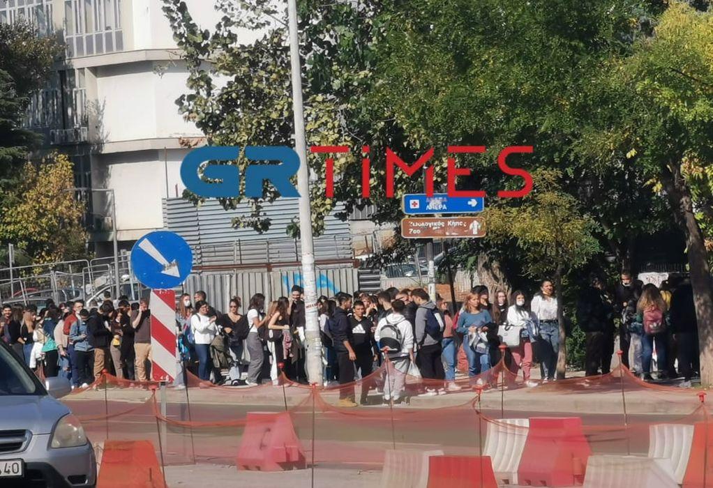 Φοιτητική Λέσχη Θεσσαλονίκης: Η… συγγνώμη του αν. προέδρου για την ταλαιπωρία των φοιτητών