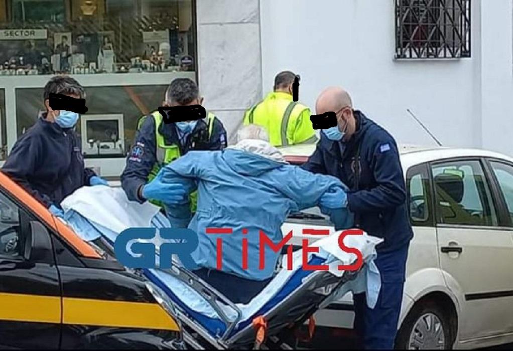 Θεσσαλονίκη: Συνελήφθη ο οδηγός που παρέσυρε με ΙΧ και εγκατέλειψε ηλικιωμένο