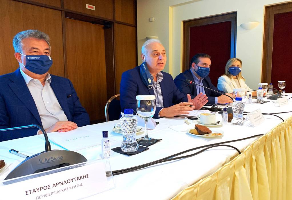 Στ. Αρναουτάκης: Δυνατή εκκίνηση και στο νέο ΕΣΠΑ για το καλύτερο αποτέλεσμα για την Κρήτη