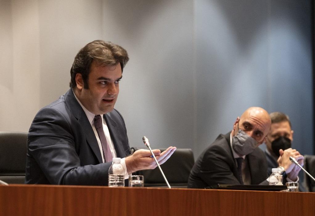 Πιερρακάκης: Το Ταμείο Ανάκαμψης είναι ένα σχέδιο Μάρσαλ για την Ελλάδα