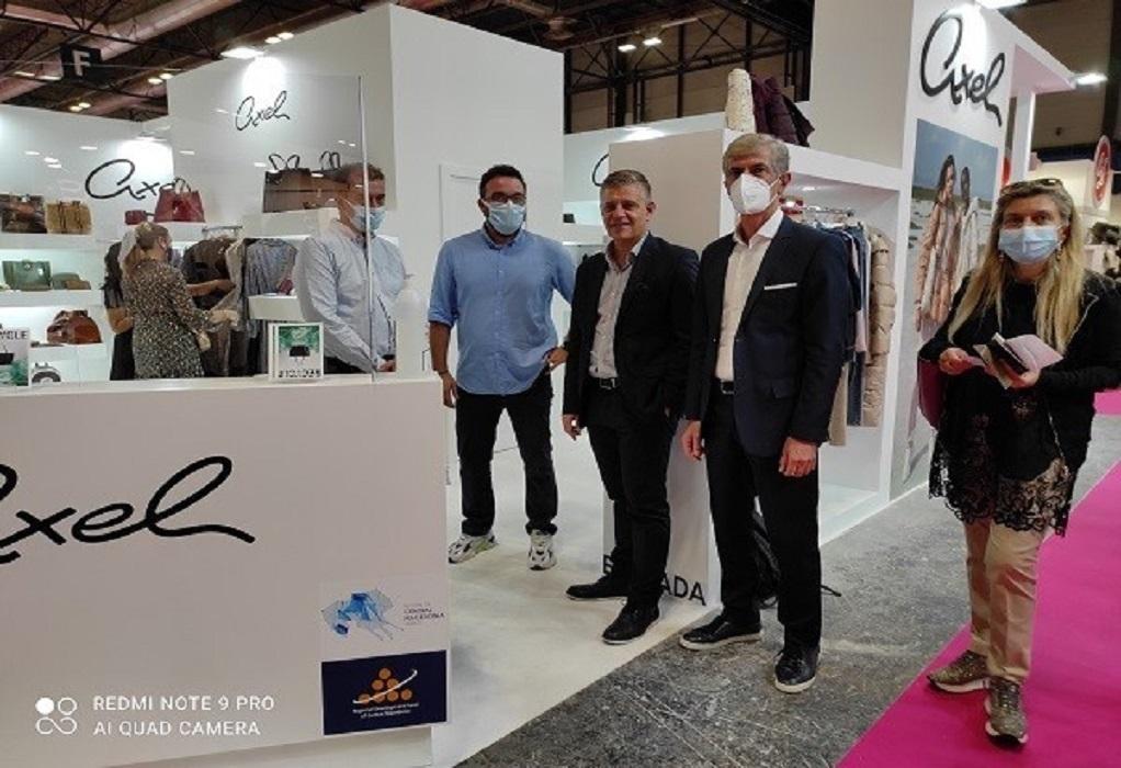 Η ΠΚΜ στηρίζει την εξωστρέφεια του κλάδου ένδυσης – κλωστοϋφαντουργίας