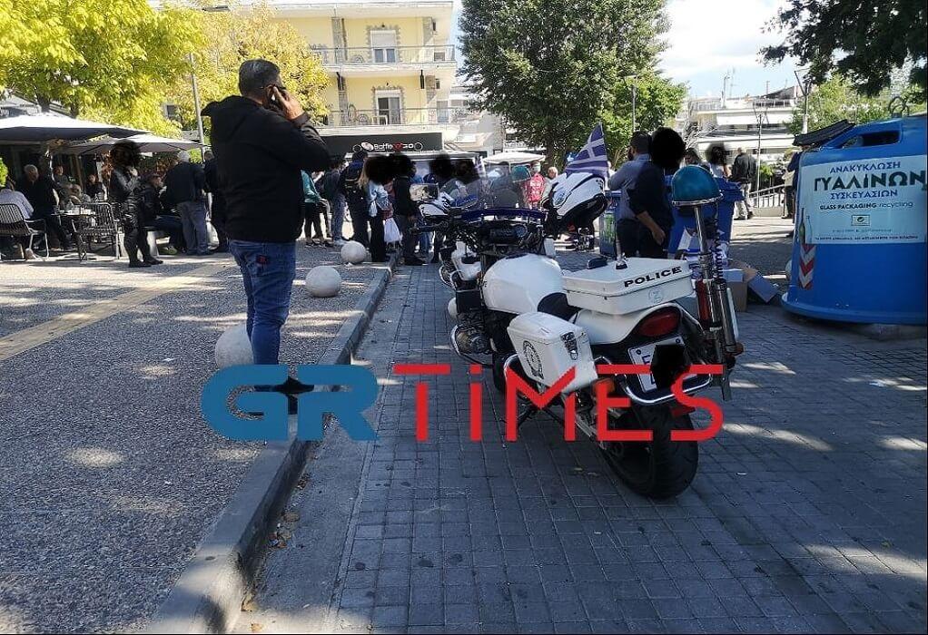 Θεσσαλονίκη: Ταυτοποιήθηκαν χρυσαυγίτες που συμμετείχαν στην επίθεση κατά μελών της ΚΝΕ