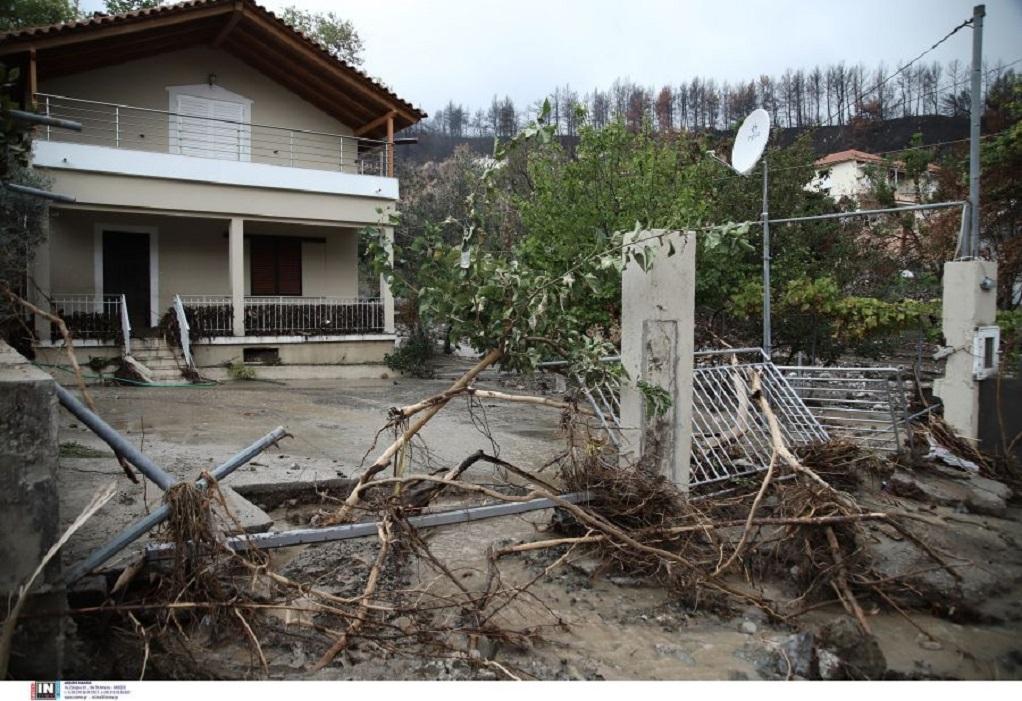 SOS από Λέκκα για πλημμύρες σε 10 περιοχές (VIDEO-χάρτες)