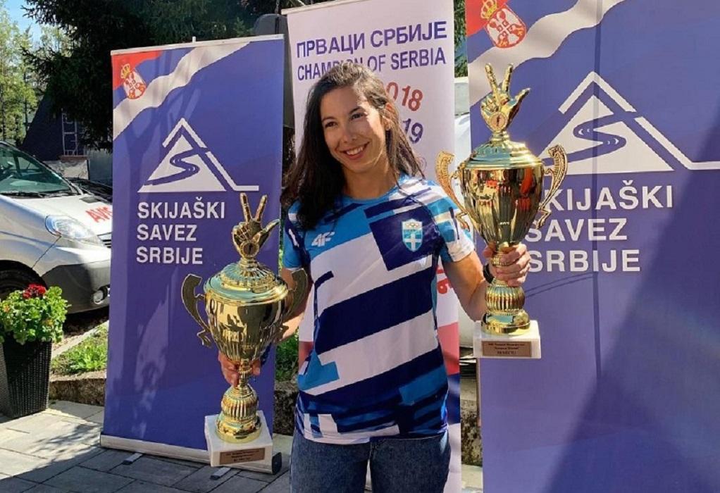 Ρόλλερσκι: Τρία μετάλλια στο Ζλάτιμπορ της Σερβίας