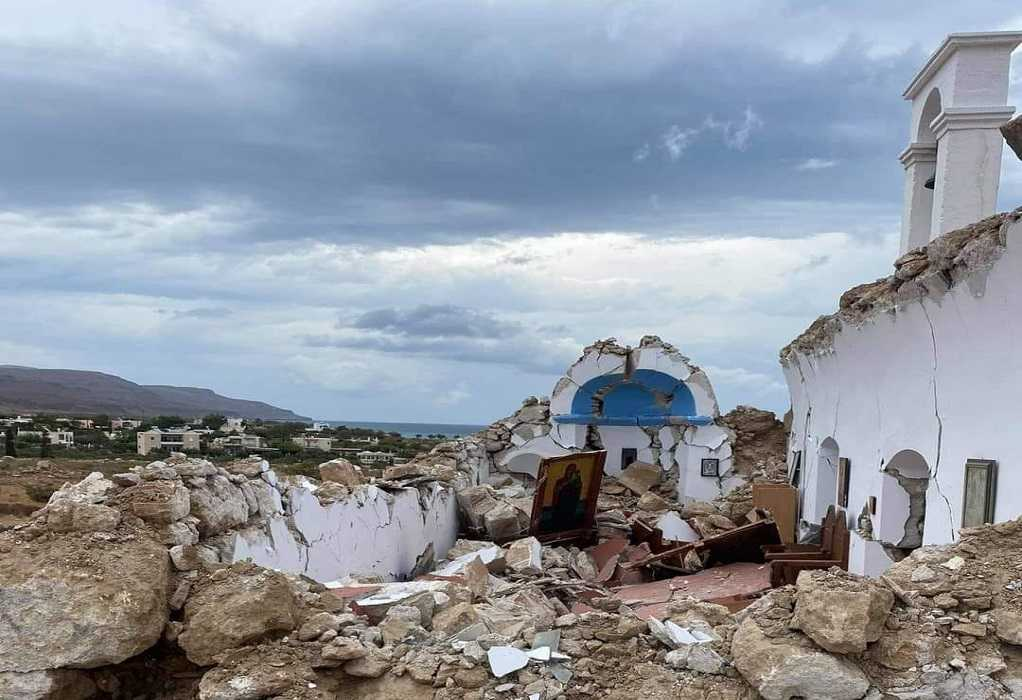 Ο σεισμός στην Κρήτη έγινε αισθητός σε Κύπρο και Αίγυπτο! (ΦΩΤΟ)