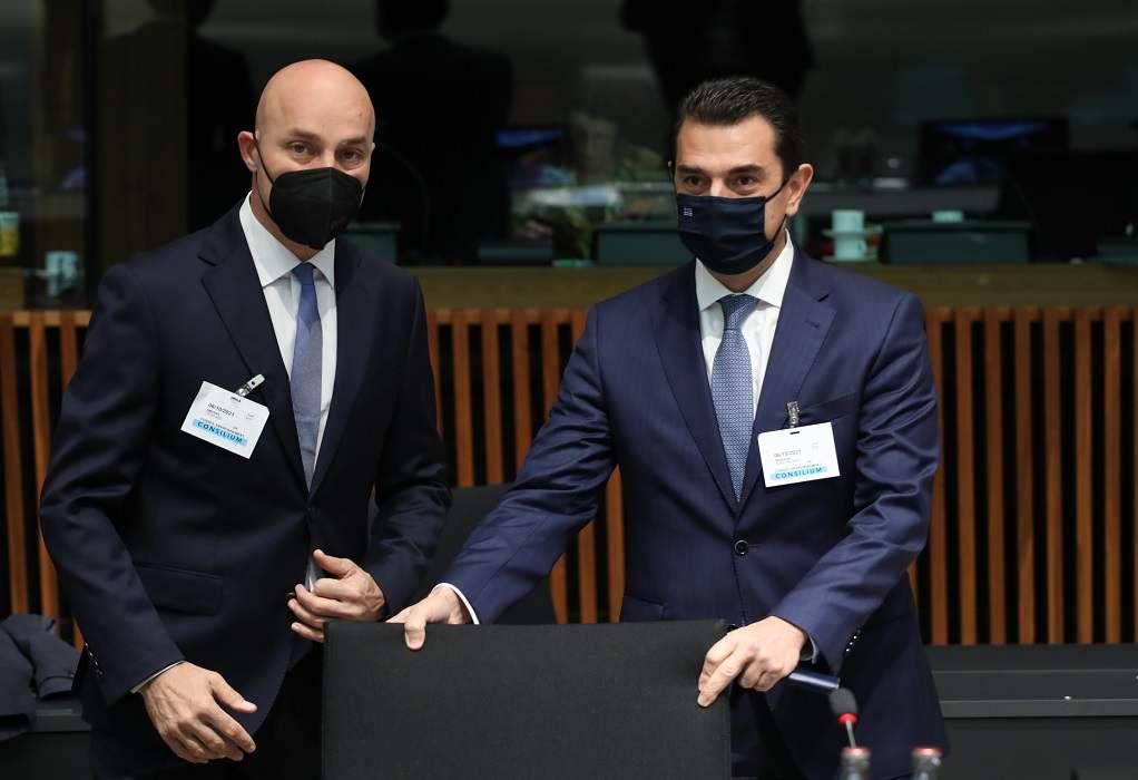 Σκρέκας: Η Ευρώπη να λάβει μέτρα για τη στήριξη των πολιτών
