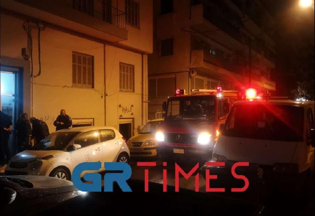 Θεσσαλονίκη: Μυστήριο με έκρηξη και φωτιά σε ημιυπόγειο (ΦΩΤΟ-VIDEO)