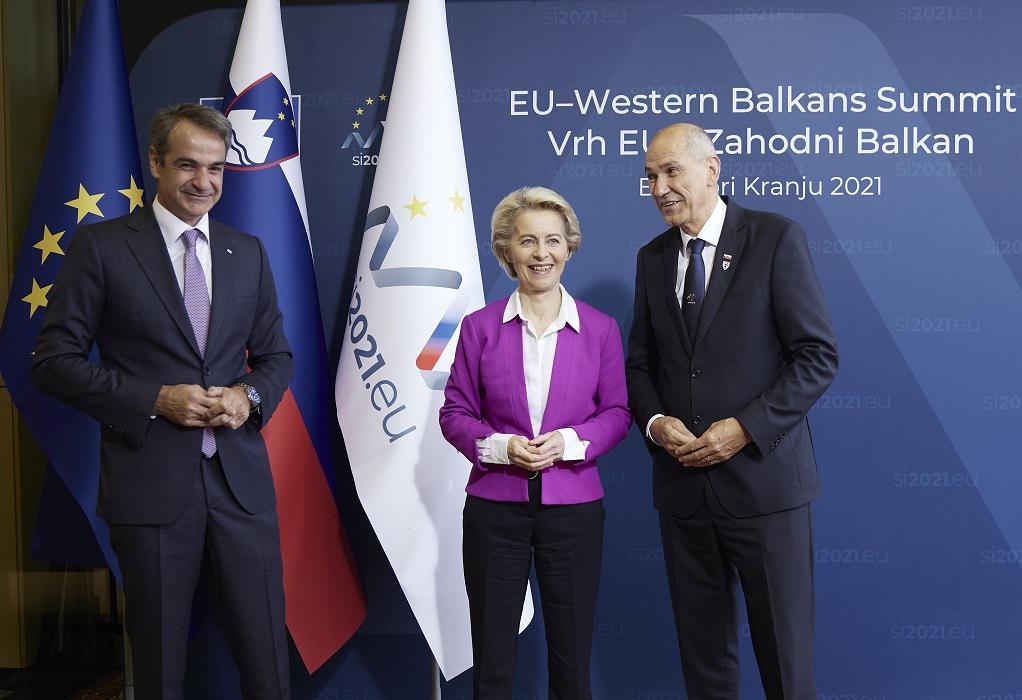 Ξεκίνησαν οι εργασίες της Συνόδου Κορυφής ΕΕ-Δυτικών Βαλκανίων