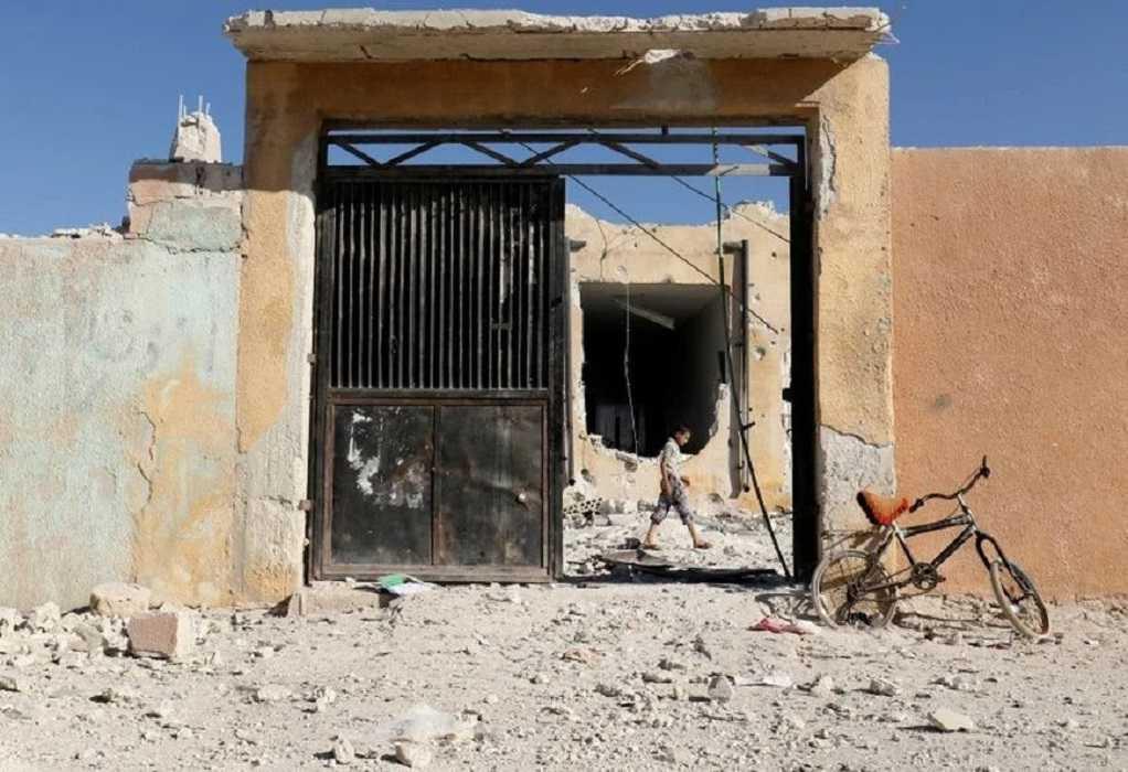 Συρία: Τουλάχιστον 27 νεκροί από βομβαρδιστική επίθεση