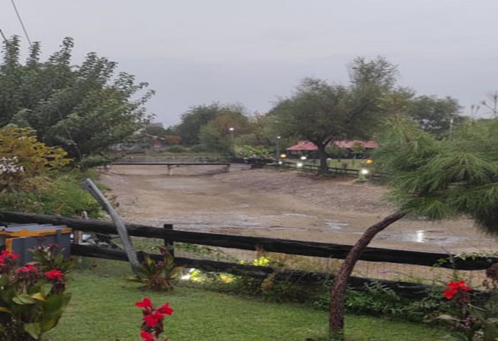 Τρίκαλα: Στέρεψε η λίμνη Γκιτζή στο Κεφαλόβρυσο (ΦΩΤΟ)