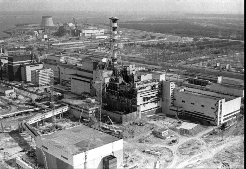Ουκρανία: Πέθανε ο πρώην διευθυντής του πυρηνικού σταθμού του Τσερνόμπιλ
