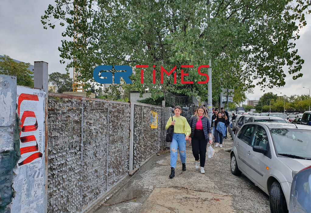 Θεσσαλονίκη: Οι φοιτητές γύρισαν- λάδι μπαίνει στον τροχό της οικονομίας