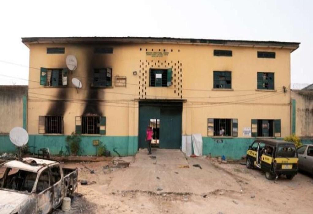 Νιγηρία: Ένοπλοι επιτίθενται σε φυλακή στη νοτιοδυτική πολιτεία Όγιο