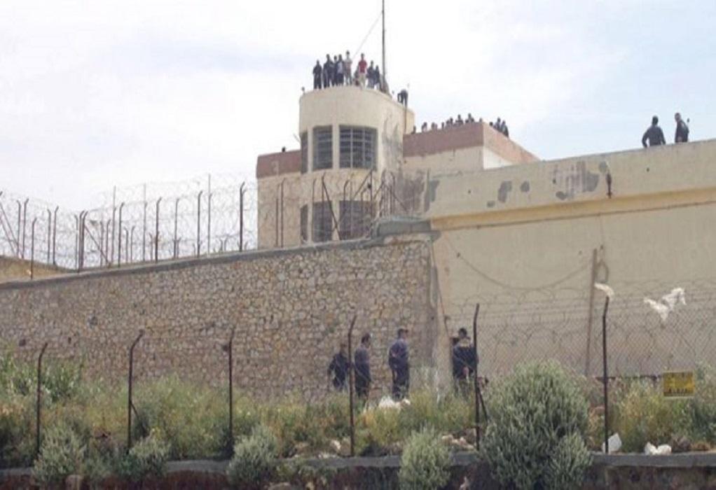 Πυρκαγιά σε κελί στις φυλακές Αλικαρνασσού: 3 κρατούμενοι διασωληνωμένοι