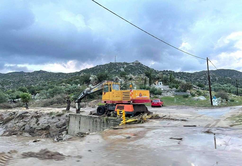 Χαλκιδική: Πλημμύρισαν σπίτια – Παρασύρθηκαν ΙΧ στη Συκιά (ΦΩΤΟ)
