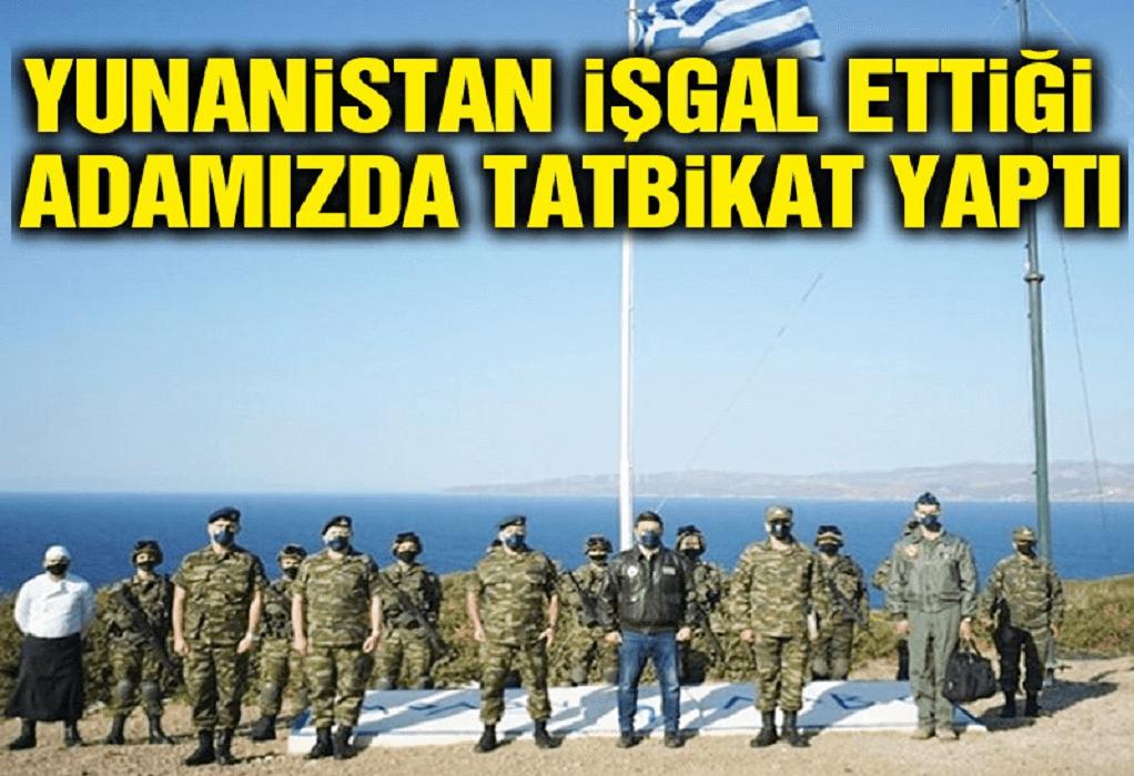 Εξοργισμένοι οι Τούρκοι με την παρουσία του Νίκου Χαρδαλιά στις Οινούσσες