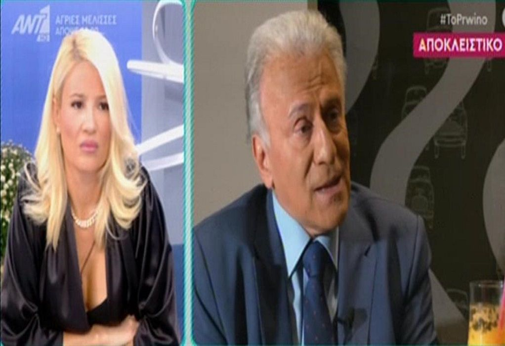 Ψωμιάδης υπέρ του Πέτρου Φιλιππίδη: «Αν δεν γούσταραν, θα μιλούσαν από τότε» (VIDEO)