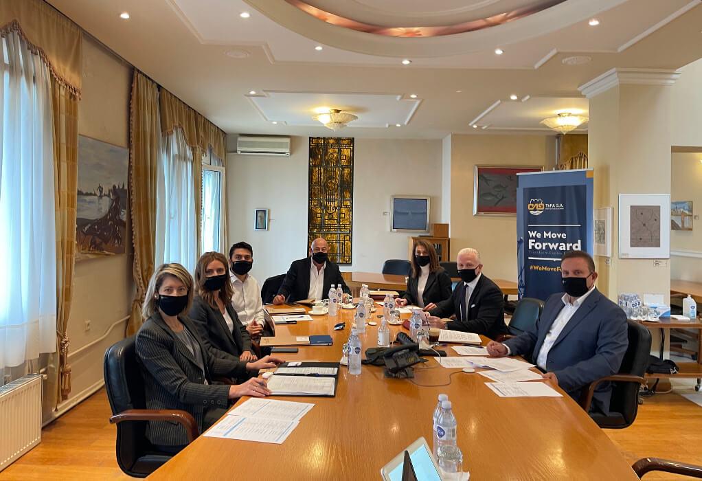 OΛΘ: Συνεδρίασε το συμβούλιο χρηστών του λιμένα